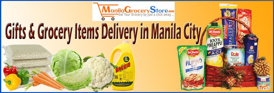 Send Grocery To Metro Manila