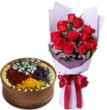 order can cakes with flowers in manila
