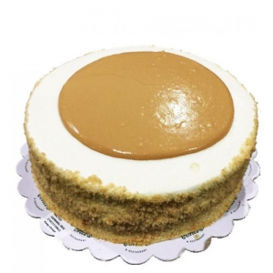 Salted Caramel Cake by Contis