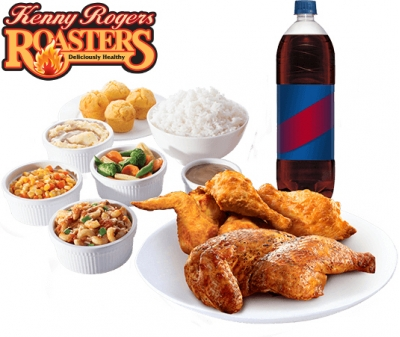 RESTAURANT FOODS :: KENNY ROGERS FOOD :: Roasted and OMG ...